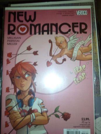 New Romancer Vertigo Comics