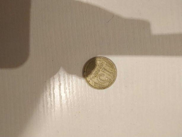 Коллекционная монета 15 копеек 1983 года