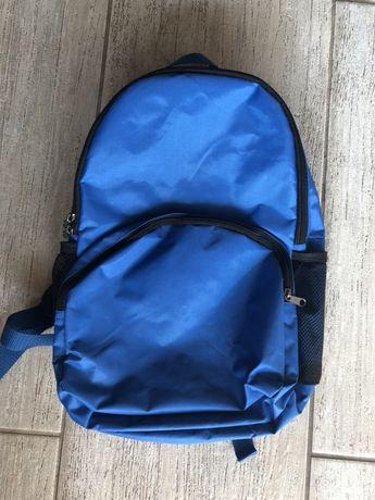 Детский рюкзак Новый синий Школа