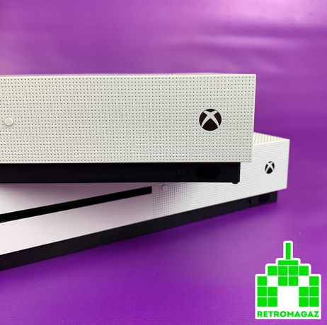 Xbox One S White 500 Приставка Гарантия Подписка Джойстик Game Pass