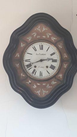 Relógio raro pierre castede