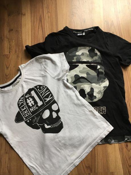 koszulki 134cm - pakiet