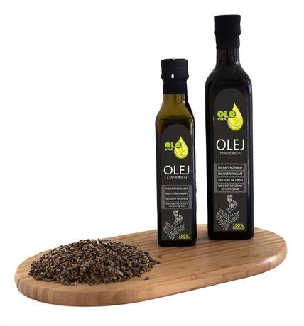 olej z ostropestu tłoczony na zimno 500ml