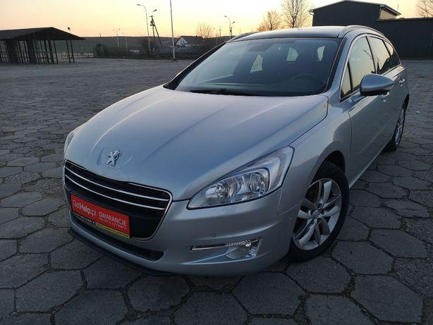 Peugeot 508 SW !! 2.0 HDI 140KM !! Gwarancja Get Help!!