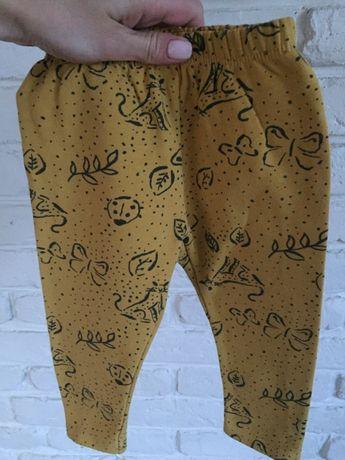 Spodnie, ocieplane, ZARA, 86