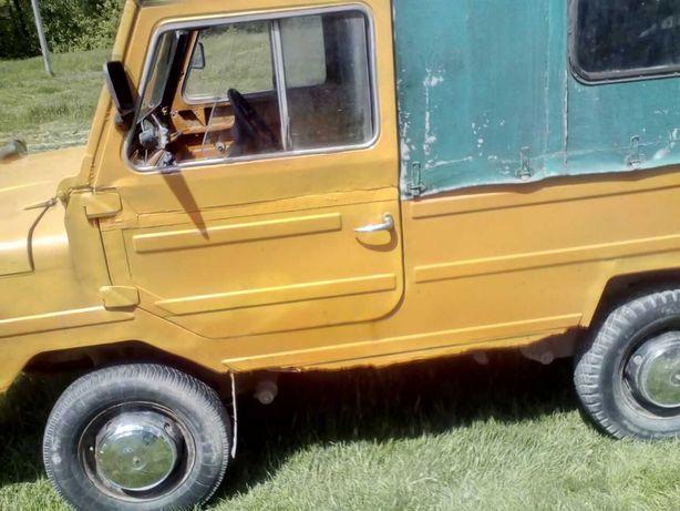 ЛуАЗ 969А 1977р випуску.