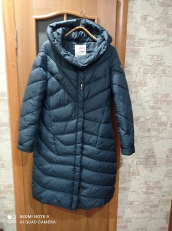 Женская зимняя куртка Svidni размер M-L