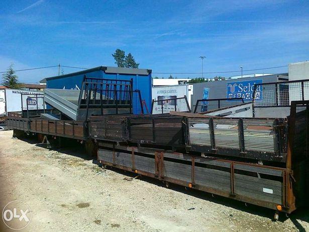 carroçarias/basculas/contentores para camião/carrinha