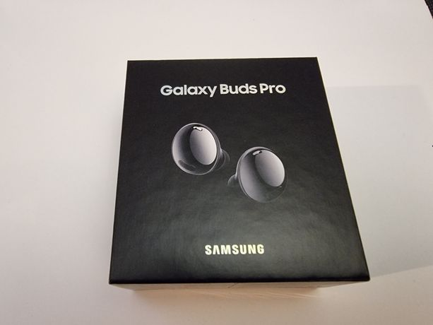 Słuchawki Samsung Galaxy Buds Pro - nowe, fabrycznie zapakowane