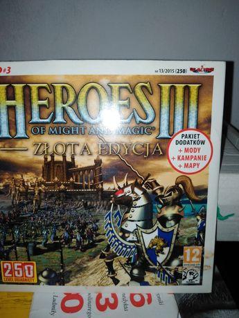 Heroes 3 złota edycja rarytas
