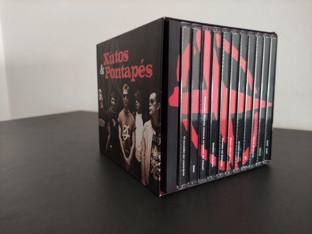 Vendo Box Xutos e Pontapés