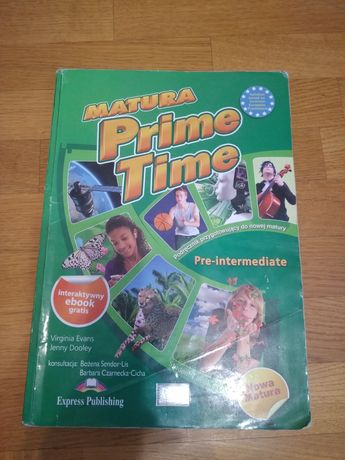 Matura prime time pre-intermediate