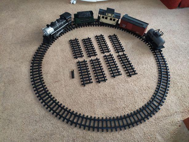 Большая звуковая железная дорога 6.5 Чёрный каньон