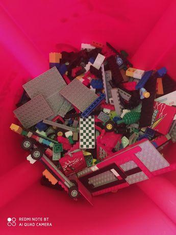 Klocki lego i inne za darmo