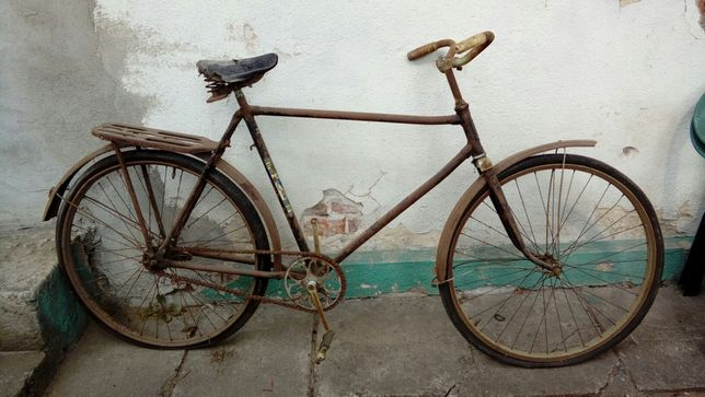 Rower CCCP xb 3 Ukraina radziecki stary antyk