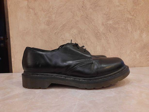 Продам туфли Dr. Martens 1461 кожа Оригинал 41 размер