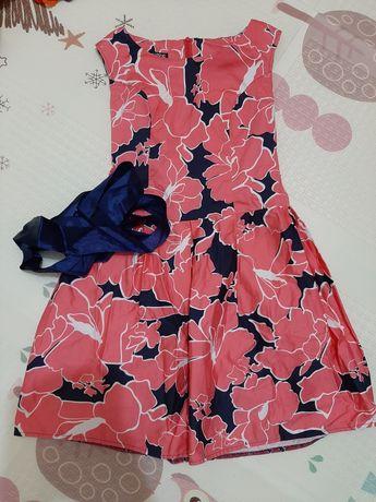 Красивое летнее платье С