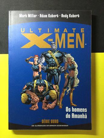 Ultimate X-Men, os homens do amanhã (Portes CTT Grátis)
