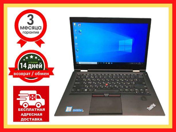 "Lenovo x1 Carbon i7 8Gb SSD 128Gb + HDD 500Gb 14"" IPS Ноутбук ThinkPad"