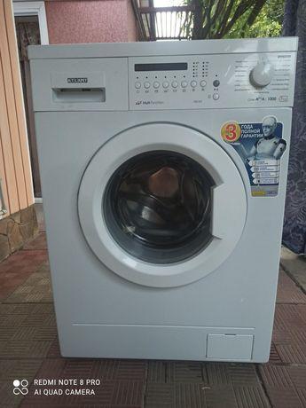 Продам бу стиральную машинку Атлант 7 кг