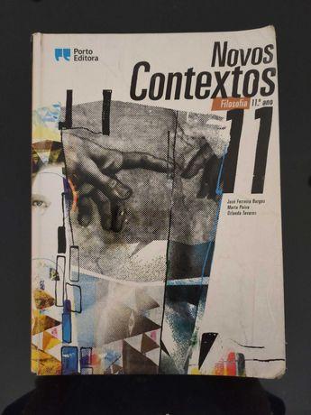 Novos Contextos 11º ano - Filosofia