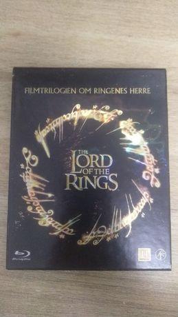 Trylogia Władca Pierścieni - filmy Blu-Ray, wersja angielska