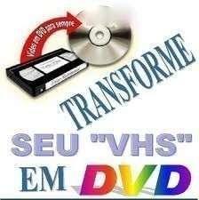 VHS versus DVD