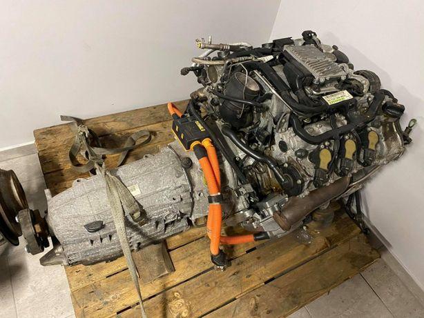 Silnik Mercedes-Benz 3.5 BENZYNA 272 w203 w221 w211 w212 w219 w164