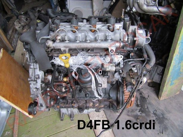 Мотор, двигатель, Kia Ceed, Hyundai i30, D4FB 1.6CRDI Киа Сид, Хюндай