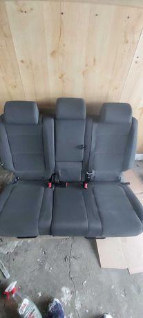 Fotele Kanapa VW Golf Plus 05r.