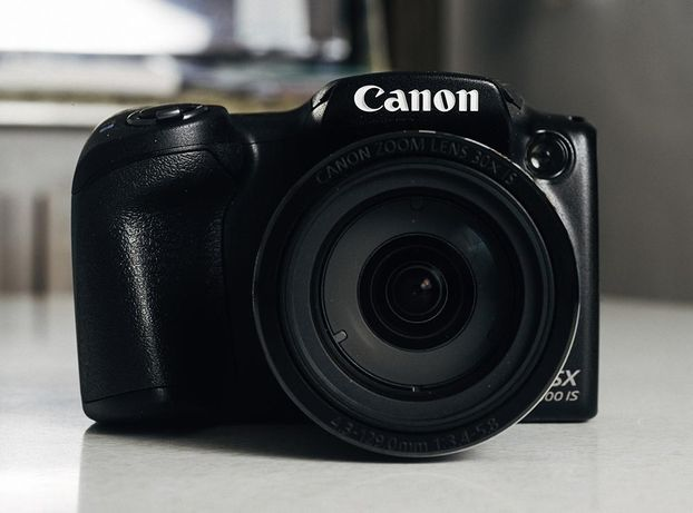 Продам фотоаппарат Canon sx400is