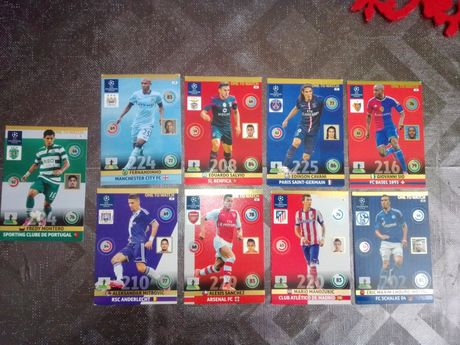 Karty one to watch chamoions league 2014 Panini 2015