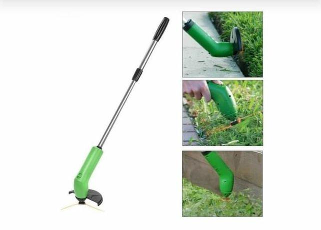Портативный триммер-газонокосилка Zip Trim для садового декора