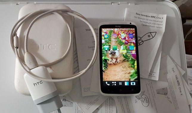 Смартфон Аndroid HTC S 720e ONE X White 32 Gb (встроен.),1Gb (операт.)