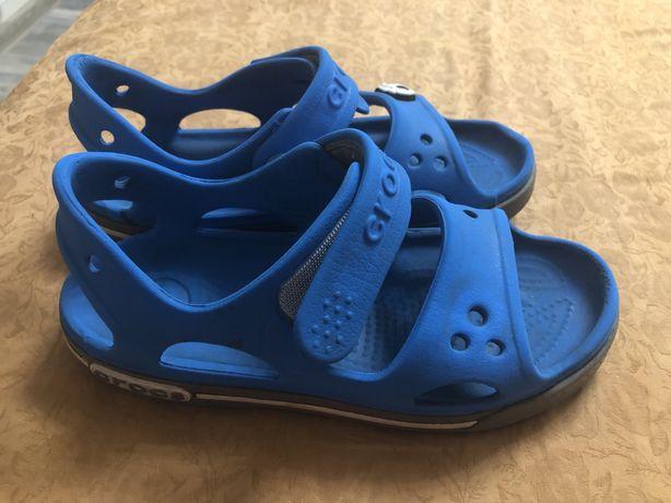 Crocs Кроксы на мальчика С 13,по стельке 19,5 см(см фото)
