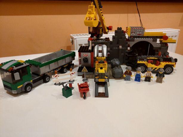 Lego City 4204 Kopalnia