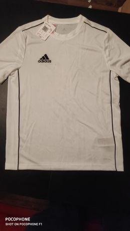 Adidas T Shirt dla chłopca. Rozmiar 164