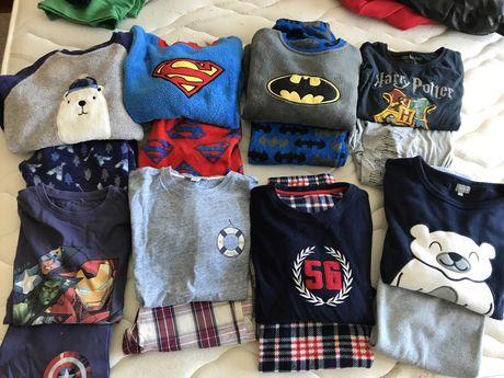 Pijamas crianca