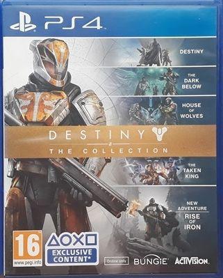 Destiny gra na PS4