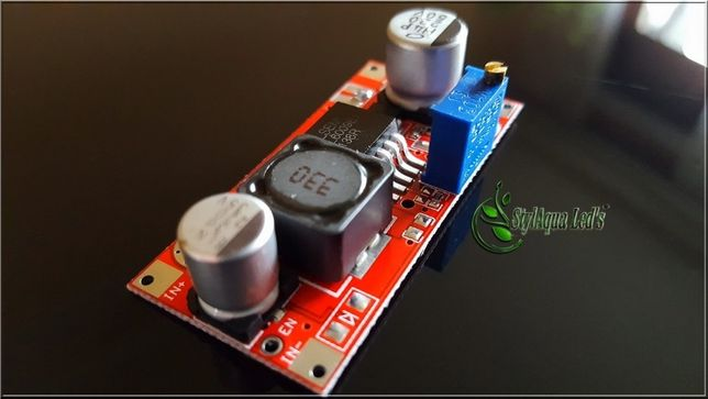 XL6009 Boost Converter Step Up Regulowany 15 W 5-32 V do 5-50 V DC-DC