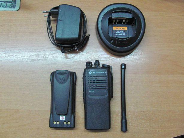 Радиостанция, рация Моторола GP-340_ (136-174мГц)