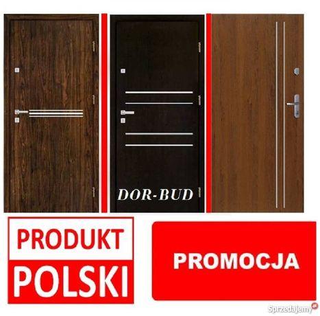 Zewnętrzne drzwi do mieszkania, z Montażem i gwarancją,antywyważeniowe