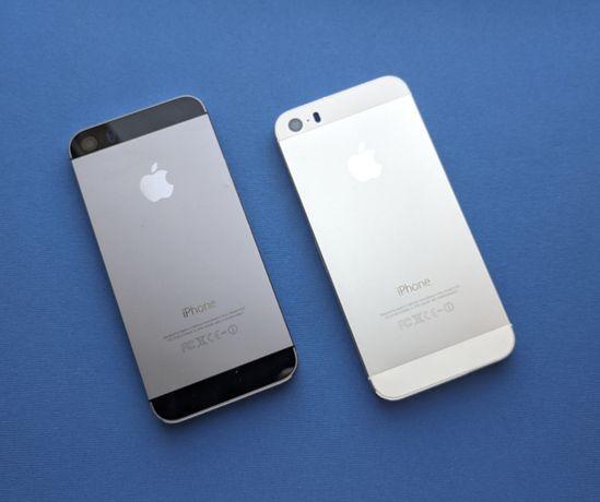 Крышка корпус Appe iPhone 5 5s SE оригинал А B C сток для айфона