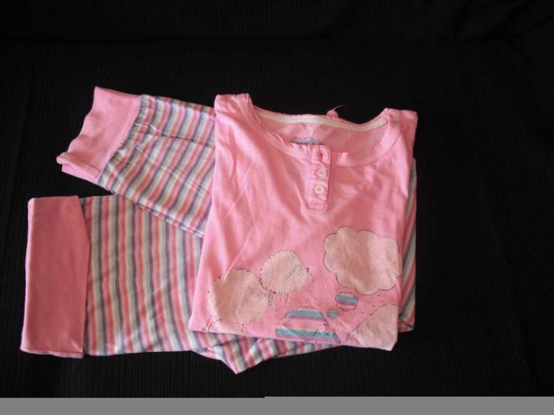 Conjunto pijamas