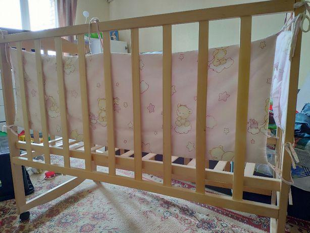 Кроватка от 0 до 3 лет