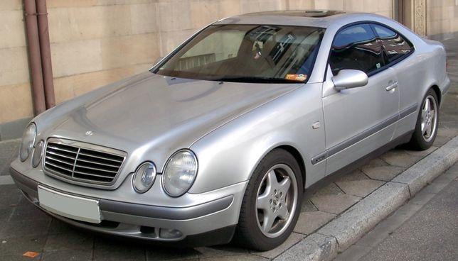 Авторазборка Разборка Запчасти Mercedes CLK W208 W209