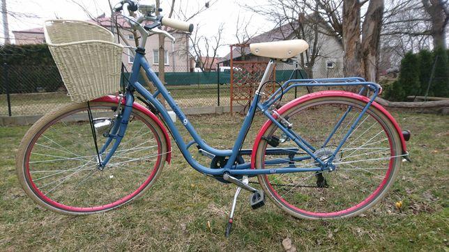 Sprzedam rower miejski cygnus 8 Picnic ,  oryginalny,  stylizowany