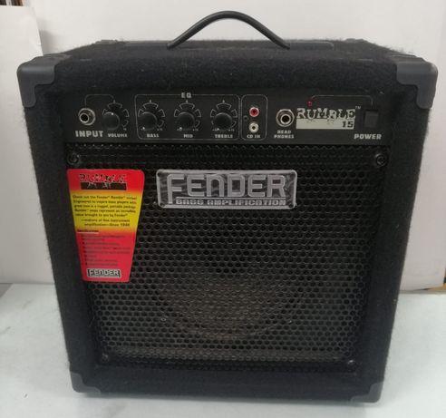 Amplificador Combo Baixo Fender