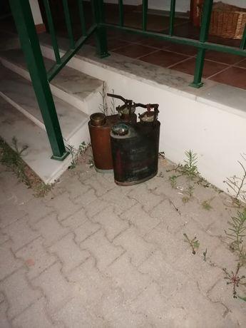 Pulverizador cobre