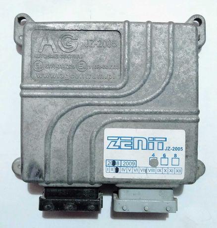 Sterownik gazu Ag jz 2005 Zenit